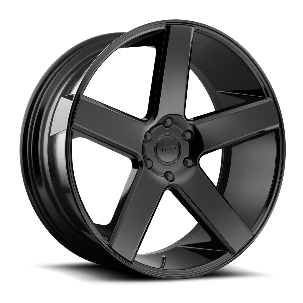 Dub Wheels S216 BALLER Black