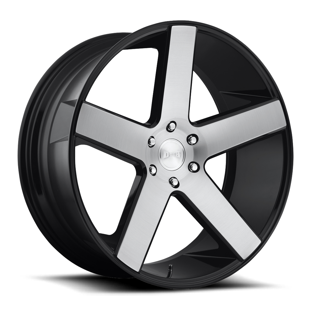 Dub Wheels S217 BALLER Black