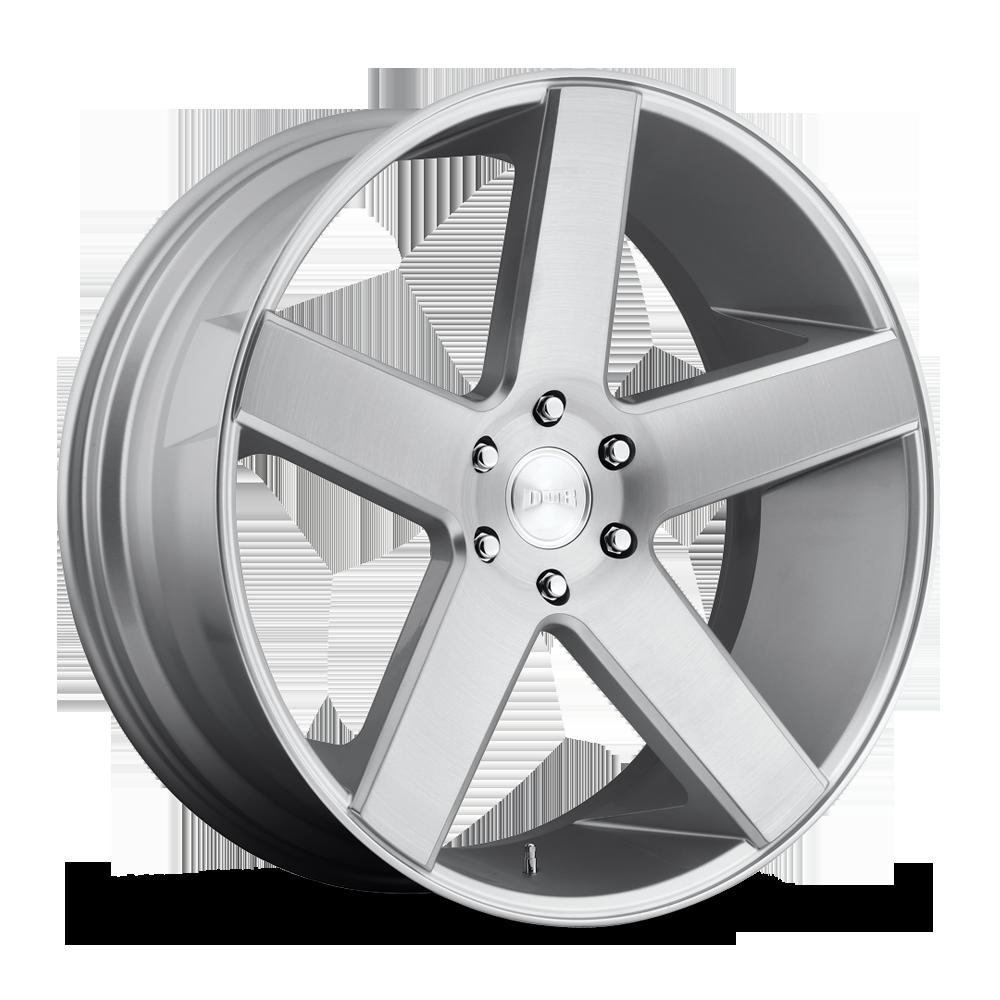Dub Wheels S218 BALLER Silver