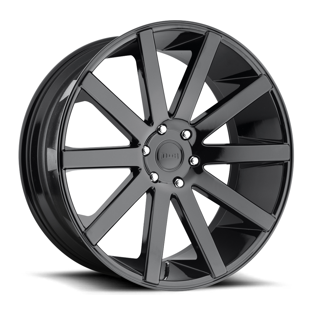 Dub Wheels S219 Shot Calla Black