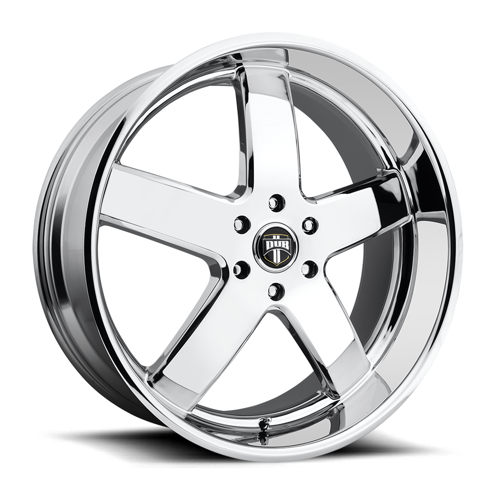 Dub Wheels S222 Big Baller Chrome