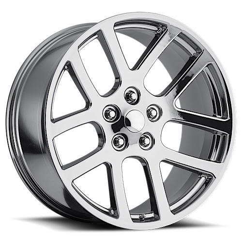 Sport Concepts Wheels 836 Phantom Chrome