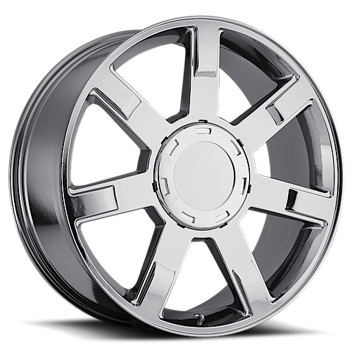 Sport Concepts Wheels 858 Phantom Chrome