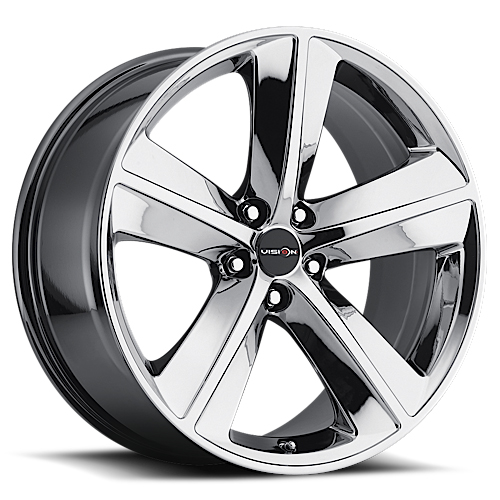 Sport Concepts Wheels 859 Phantom Chrome