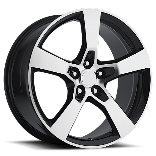 Sport Concepts Wheels 860 Gloss Black Machined