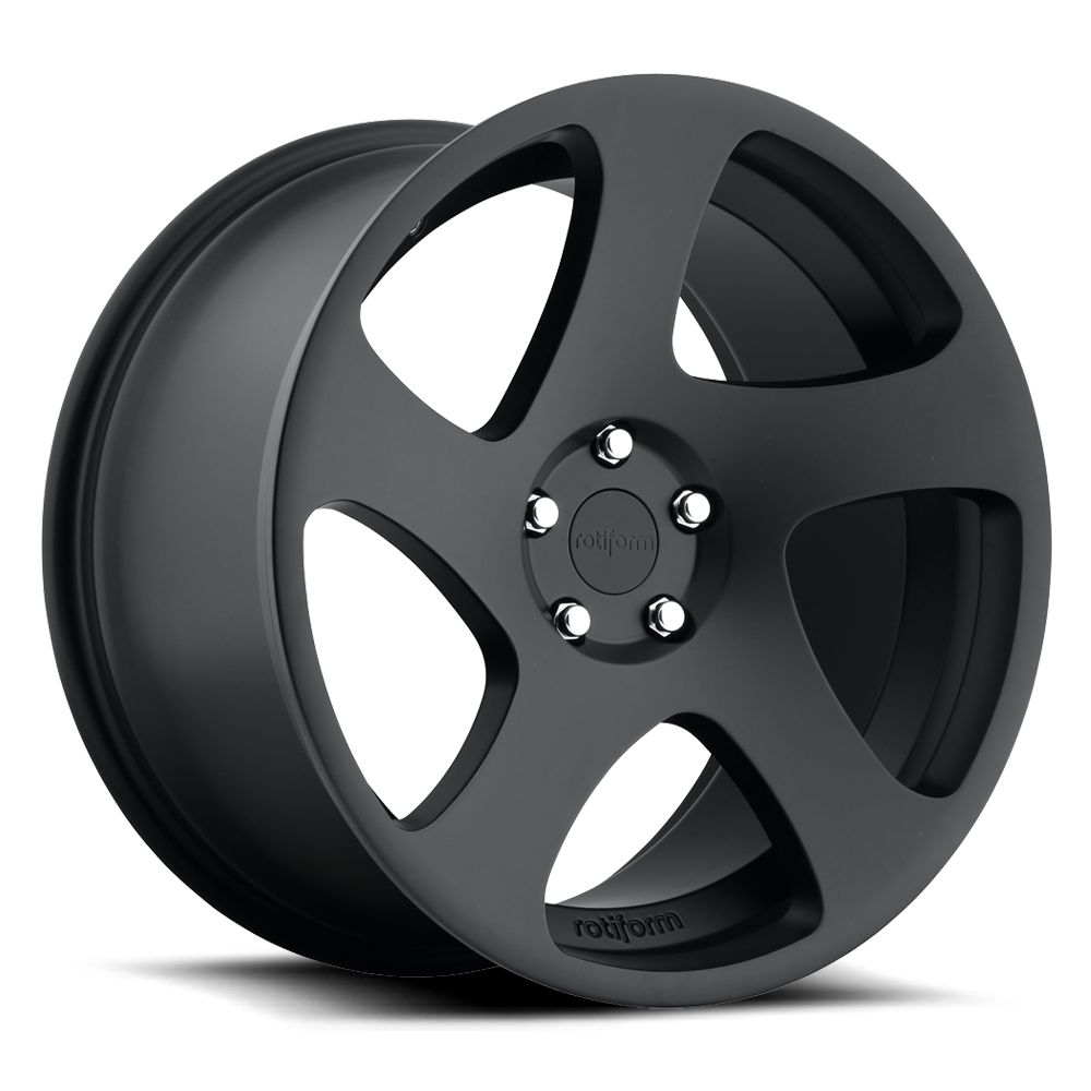 Rotiform Wheels R132 TMB BD -Black Matte