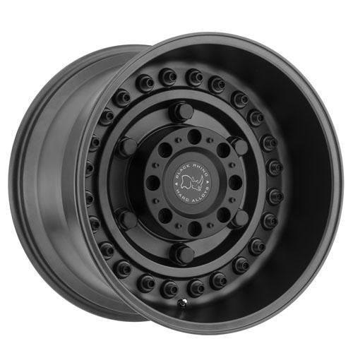 Black Rhino Wheels Armory Black