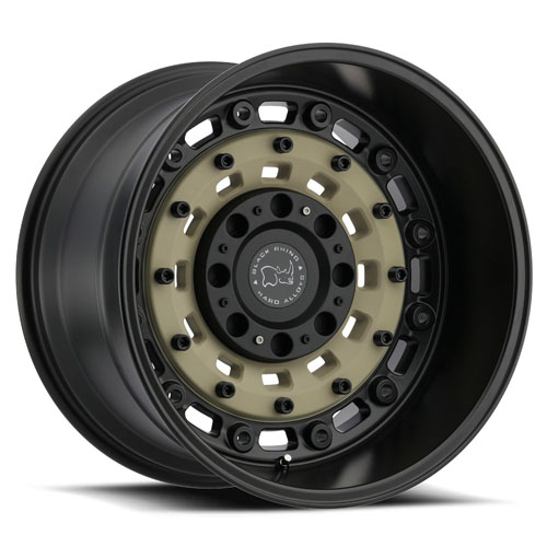 Black Rhino Wheels Arsenal Painted