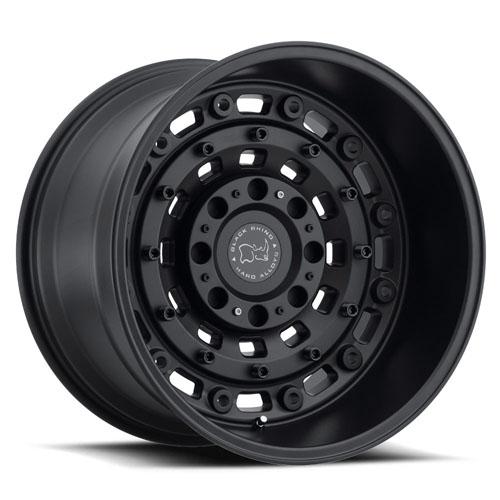 Black Rhino Wheels Arsenal Black