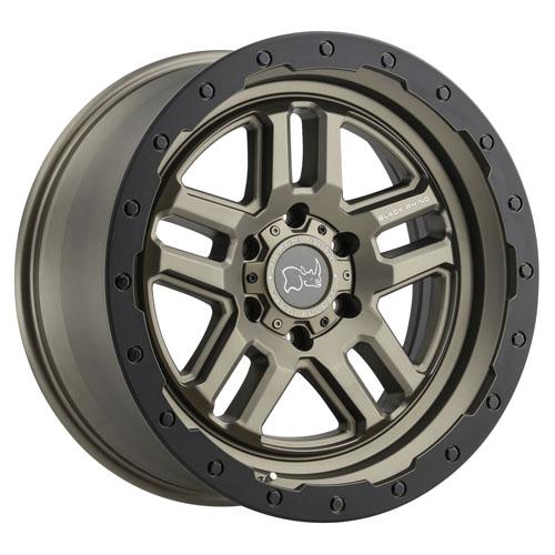 Black Rhino Wheels Barstow Bronze