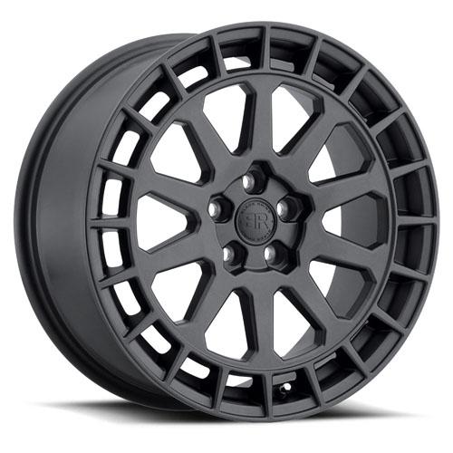 Black Rhino Wheels Boxer Black
