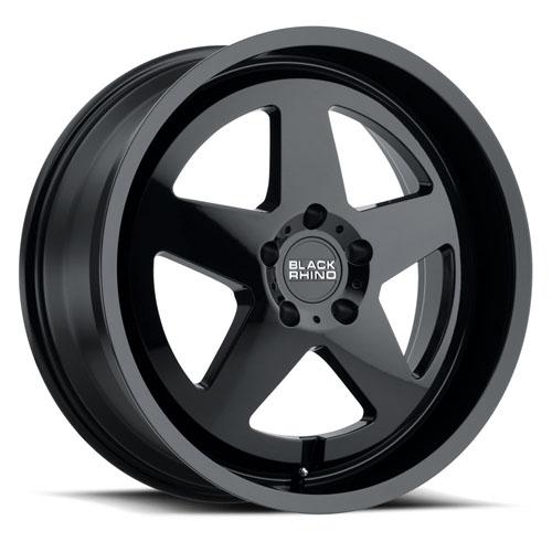 Black Rhino Wheels Crossover Black