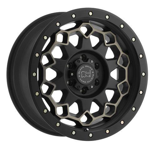 Black Rhino Wheels Diamante Black