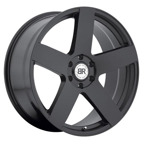 Black Rhino Wheels Everest Black