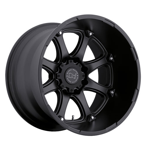 Black Rhino Wheels Glamis Black