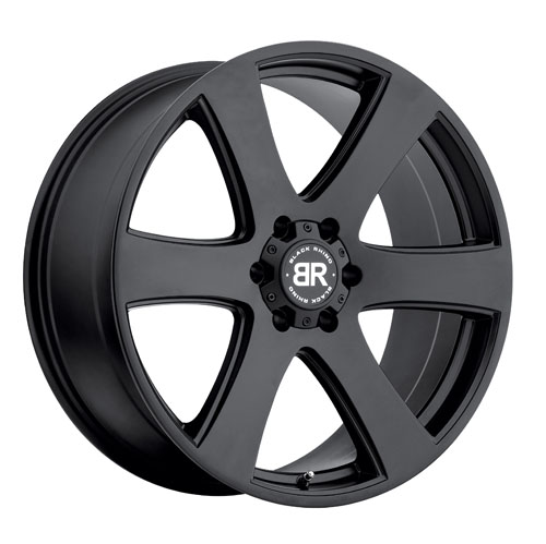 Black Rhino Wheels Haka Black