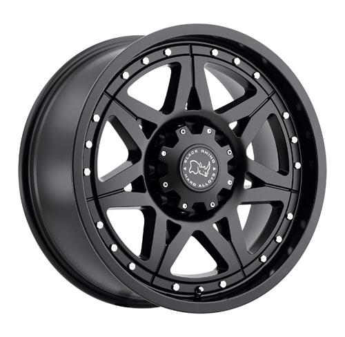 Black Rhino Wheels Hammer Black