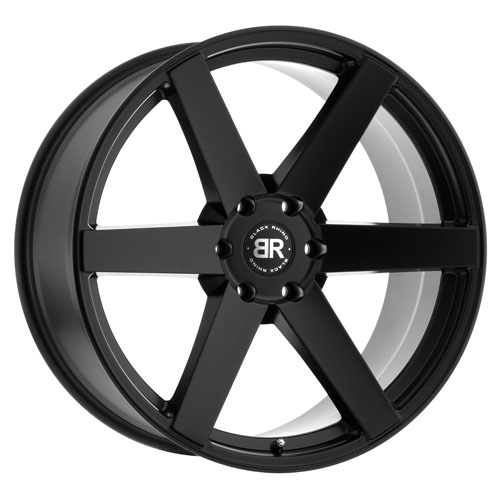 Black Rhino Wheels Karoo Black