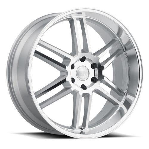 Black Rhino Wheels Katavi Silver