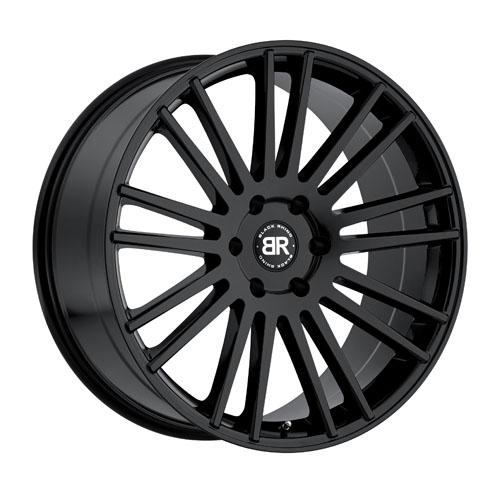Black Rhino Wheels Kruger Black