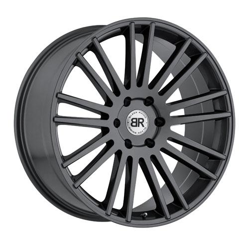 Black Rhino Wheels Kruger Gunmetal