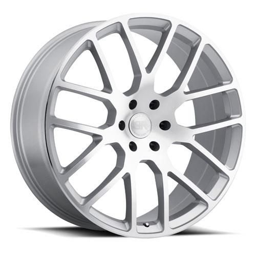 Black Rhino Wheels Kunene Silver