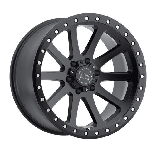 Black Rhino Wheels Mint Black