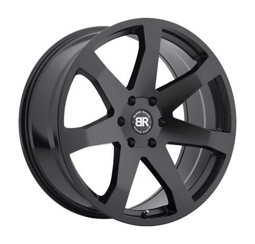 Black Rhino Wheels Mozambique Black