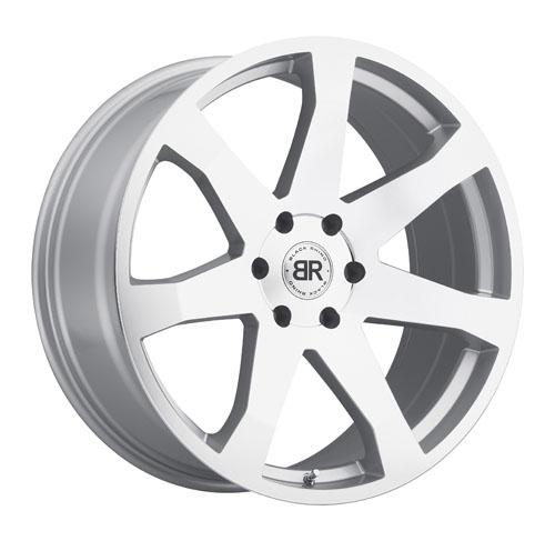Black Rhino Wheels Mozambique Silver