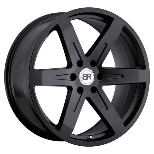 Black Rhino Wheels Peak Black