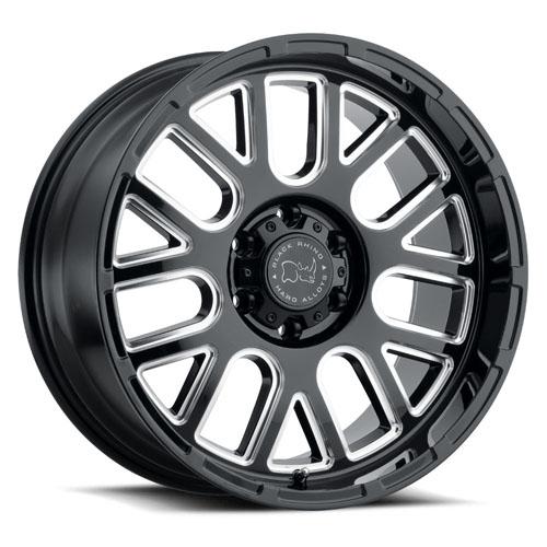 Black Rhino Wheels Pismo Black
