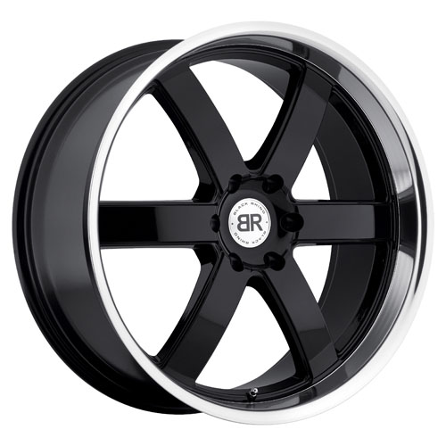 Black Rhino Wheels Pondora Black