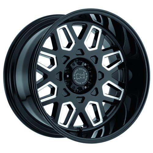 Black Rhino Wheels Predator Black