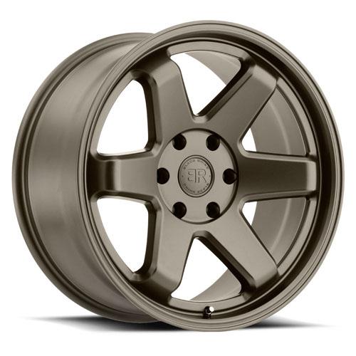 Black Rhino Wheels Roku Bronze