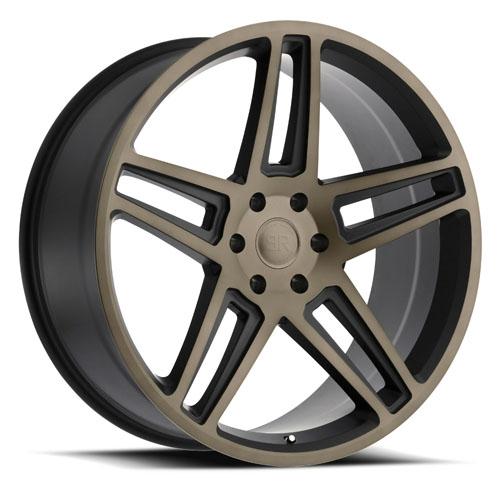 Black Rhino Wheels Safari Black