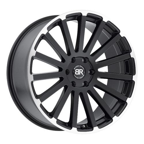 Black Rhino Wheels Spear Black