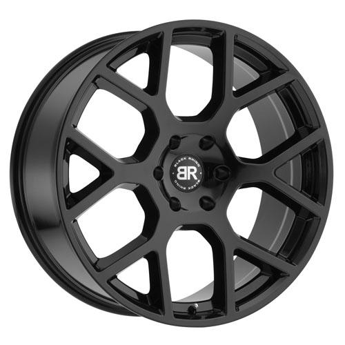 Black Rhino Wheels Tembe Black
