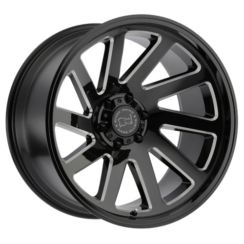 Black Rhino Wheels Thrust Black