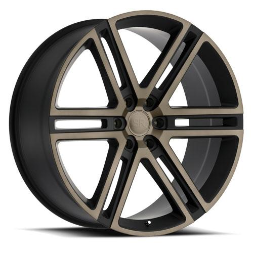 Black Rhino Wheels Timbvati Black