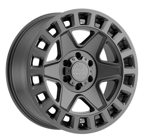 Black Rhino Wheels York Gunmetal