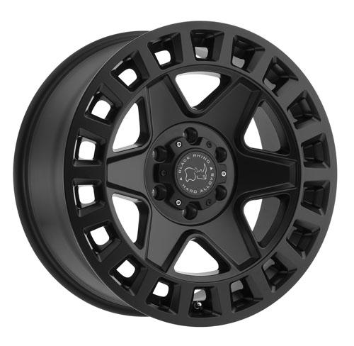 Black Rhino Wheels York Black