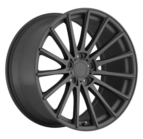 TSW Wheels Chicane Matte Gunmetal