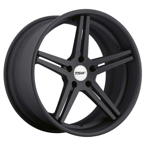 TSW Wheels Mirabeau Matte Black
