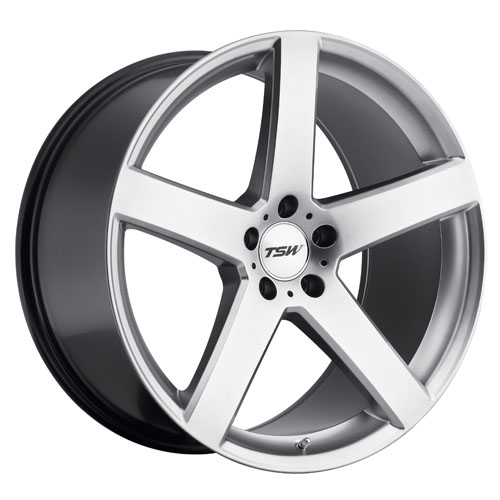 TSW Wheels Rivage Hyper Silver