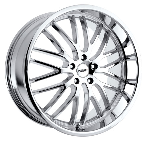 TSW Wheels Snetterton Chrome