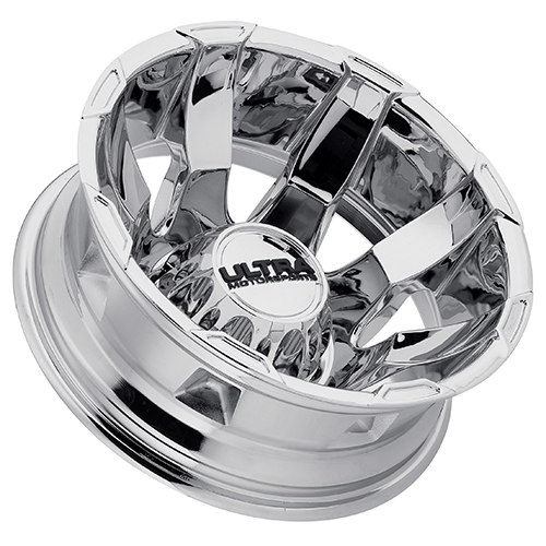 Ultra Wheels 025 Phantom Dually Chrome Plated