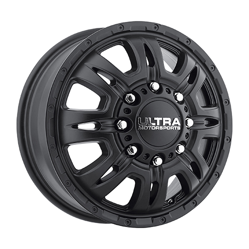 Ultra Wheels 049 Predator Dually Satin Black