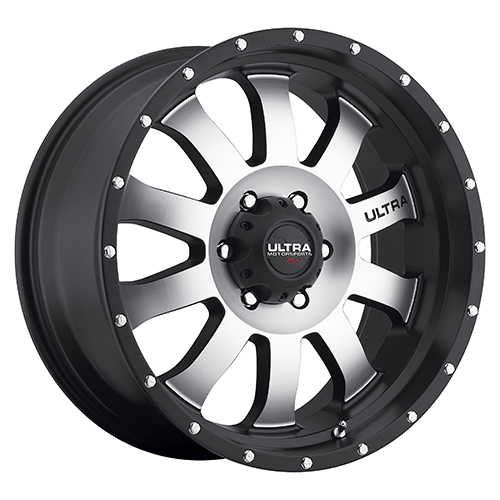 - Wheel Specials - Ultra Wheels Xtreme 105 S-Blk W/Mach Face
