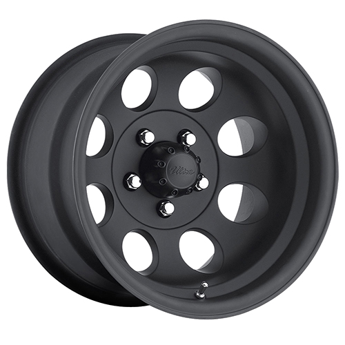 Ultra Wheels 164 Matte Black