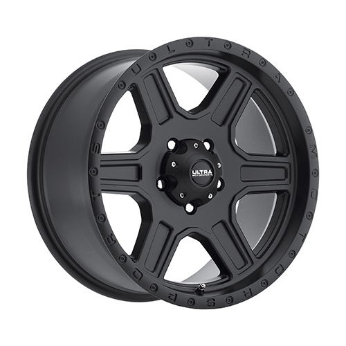Ultra Wheels 176 Vagabond Satin Black